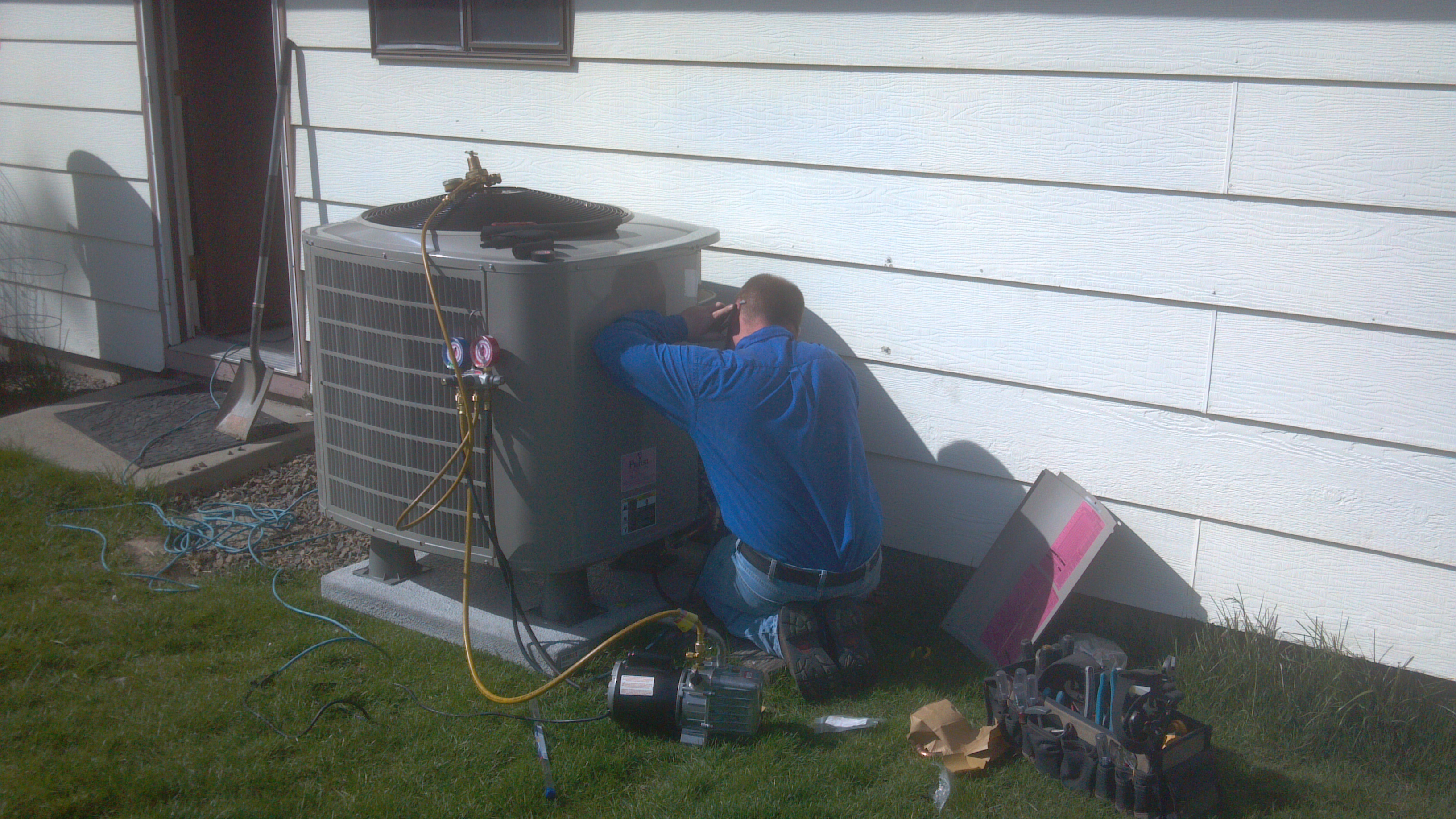 Boise Air Conditioner Repair, Boise Air Conditioner Installation, Boise air conditioner maintenance