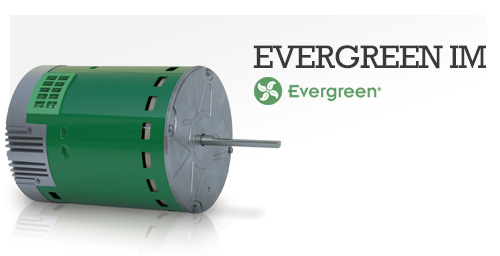 Evergreen ECM Electric Motor Boise Nampa and Caldwell