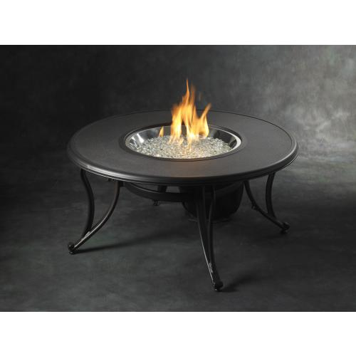 natural gas fire pit conversion kit table installation diy