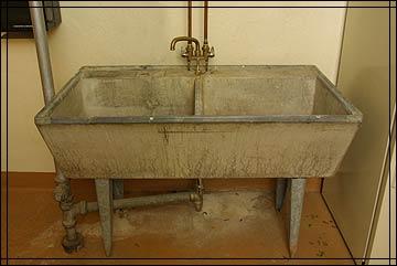 Concrete Laundry Sink Boise