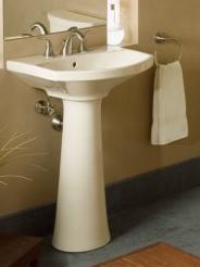 Pedestal Sink Installation Boise