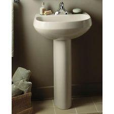 Bon Kohler Wellworth Pedestal Lav. Kohler Anatole Pedestal Bathroom Sink.