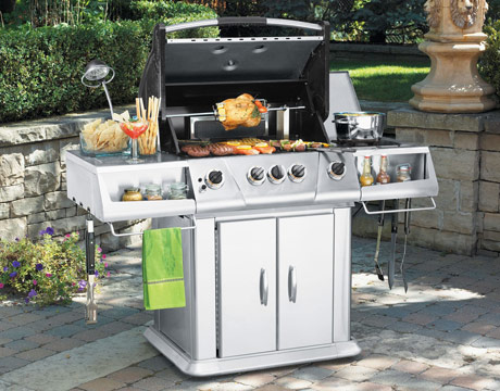 how to change your bbq from propane to natural gas