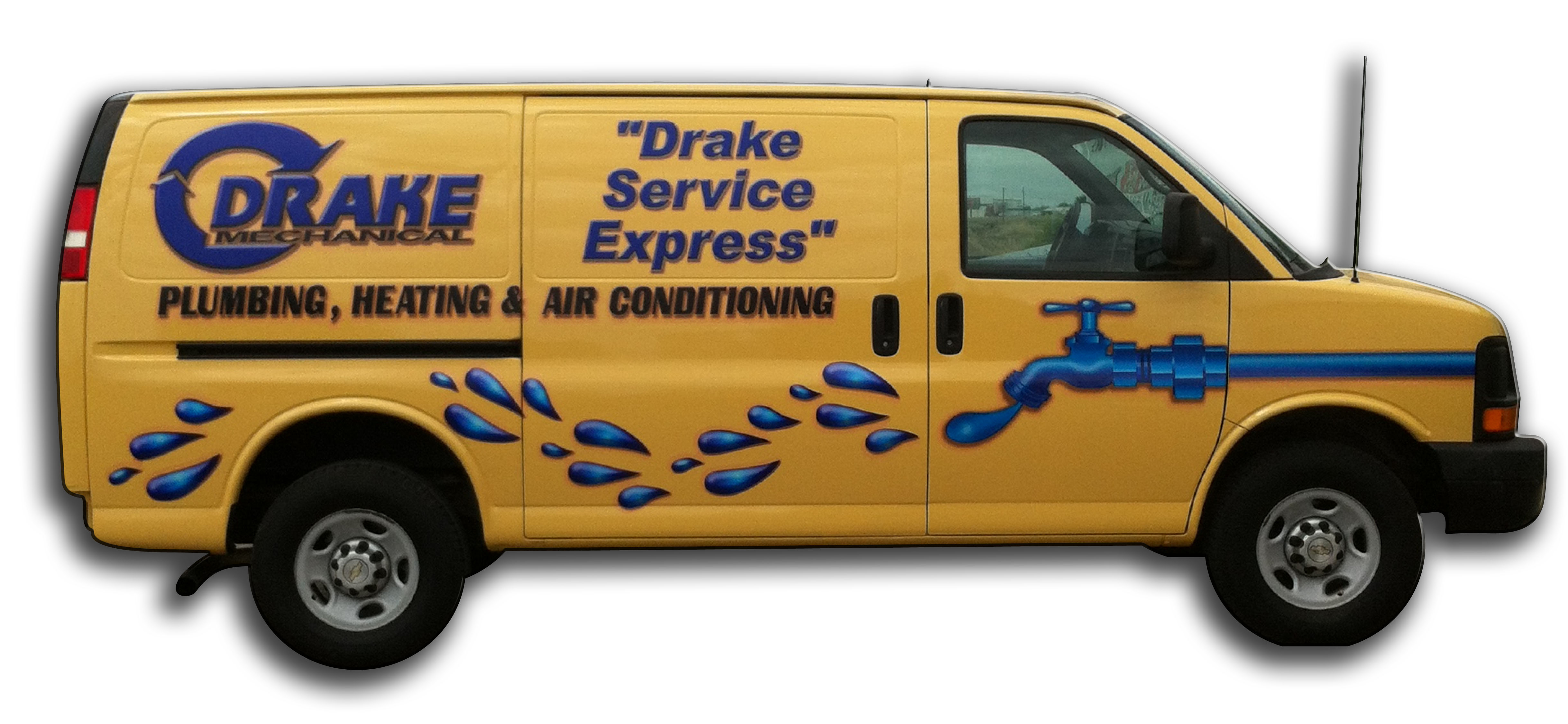 Drake Mechanical Plumbing Heating and Air Conditioning Service