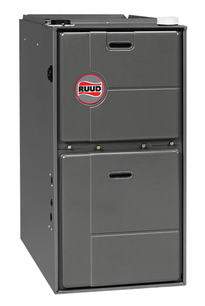Ruud high efficiency furnace