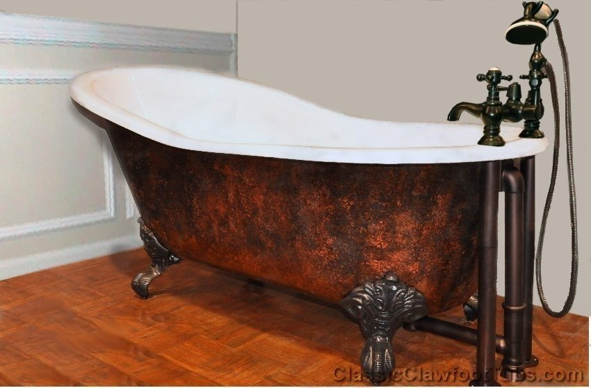 Clawfoot Tub Installation Boise Idaho