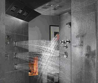 Multiple Shower Head Installation In Boise Idaho