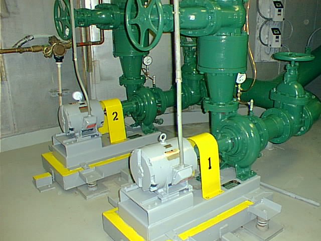 Chilled water pumps Boise