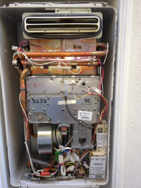 Boise tankless water heater repair